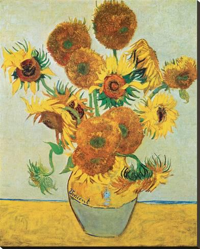 Los girasoles de Vicent Van Gogh
