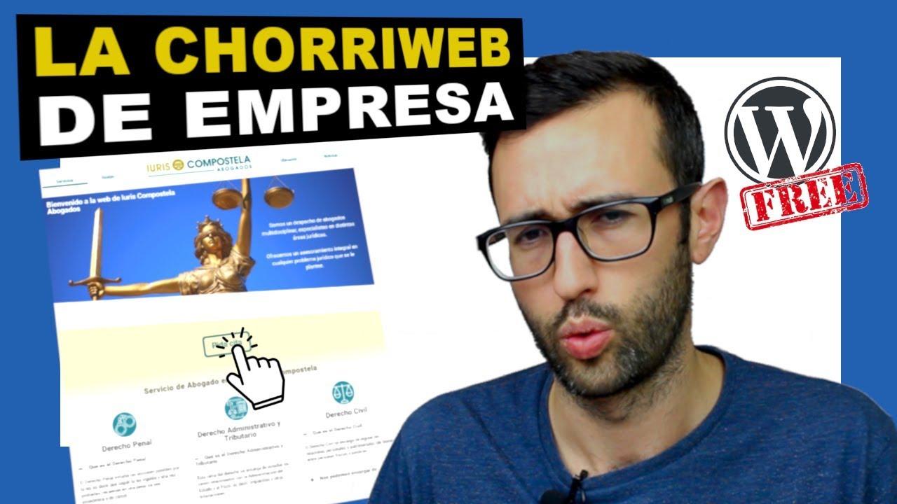 La ChorriWeb de Empresa