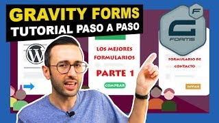 Tutorial gravity forms formulario de contacto
