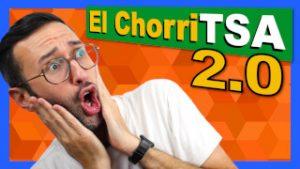 chorritsa 2 TSA tutorial paso a paso
